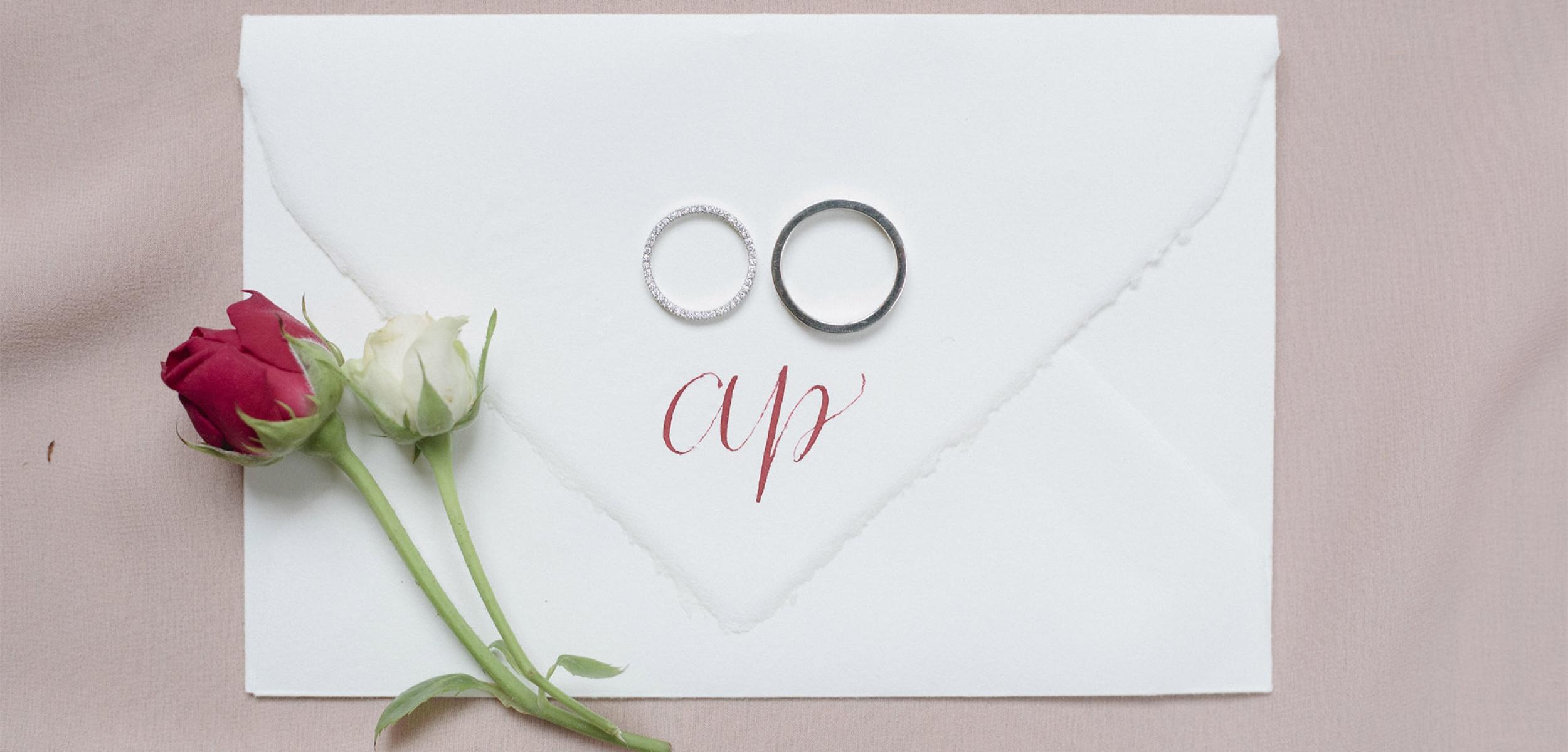 Calligrafia per Inviti Matrimonio - Cristina Pi